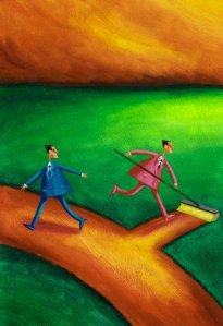 Criando novos caminhos